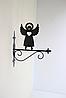 Подставка (крепление) для подвесного цветка Ангел 21