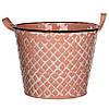 Горшок для растений House of seasons Jano розовый 18,5 см