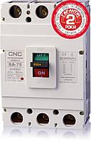 Автоматический выключатель ВА-75, 400А, 3Р, 380B, 40кА, CNC