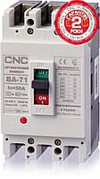 Автоматический выключатель ВА-71, 25А, 3Р, 380B, 16кА, CNC