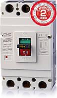 Автоматический выключатель ВА-74, 400А, 3Р, 380B, 35кА, CNC