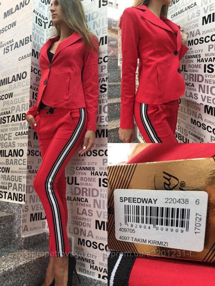 Брендовая турецкая женская одежда Speedway Luxury. Опт розница AMN SPEEDWAY