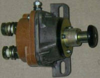 Выключатель массы 3-х контакт. ручной МТЗ (пр-во Беларусь)