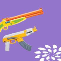 Автоматы, ружья, винтовки