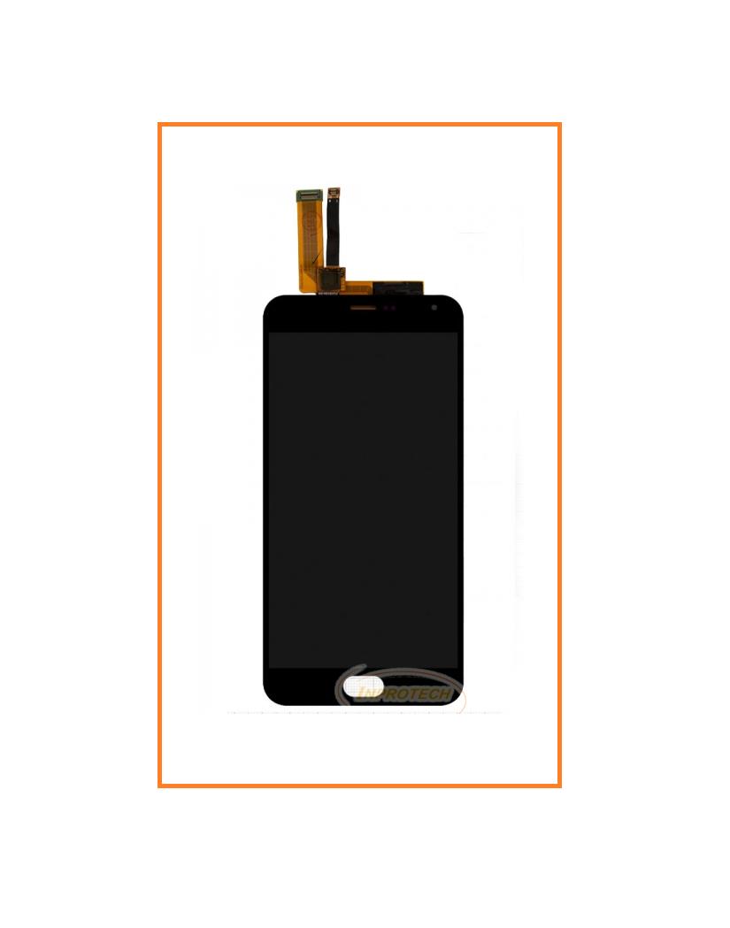 Дисплей Meizu M2 mini с сенсором (тачскрином) Black Original