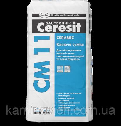 Клеящая смесь Ceramic Ceresit CM11, фото 2