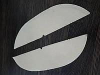 Задник из гранитоля брусованный
