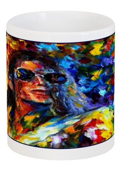 Кружка Michael Jackson ART