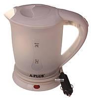 Автомобильный чайник 0,5 л (1518) Белый