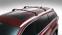 Поперечины для Toyota Highlander 2014 Новые Оригинальные