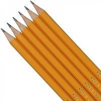 Карандаши графитовые Koh-i-Noor, набор 10 шт.,  2Н-3В