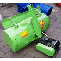 Почвофреза 100 DW160LX  с дополнительным редуктором и навесным механизмом