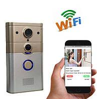 Беспроводной домофон с камерой IP WiFi SMART DOORBELL CAD 720P