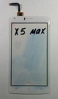 Touchscreen Doogee X5 Max white