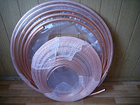 "Медная труба 3/8"" (9,52 мм.)"