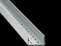 Профиль UA-75 усиленный длина 3 м.п. толщина стали 1,5 мм