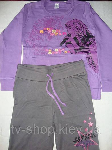 Домашний костюм Hannah Montana  (6-8 лет)