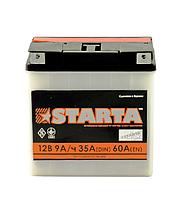 Аккумулятор Starta 6мтс 9С з ручкою на болт