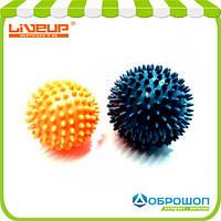 Набор массажных мячей 2 шт. MASSAGE BALL LS3302