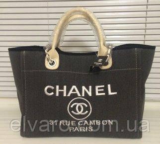 Женская сумка копия Chanel джинс, цена 1 000 грн., купить в Харькове ... d9f3269ffc2