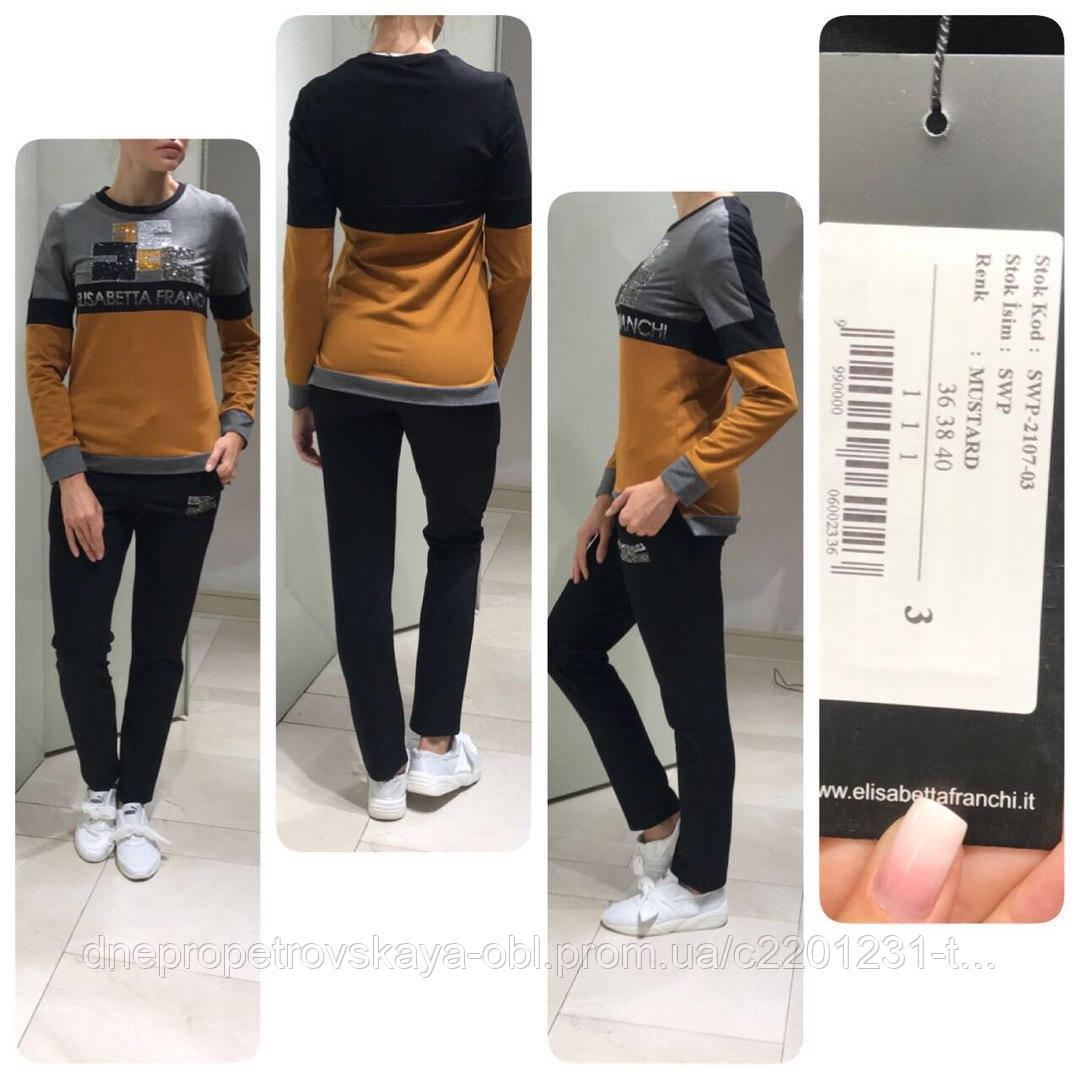 Спортивный костюм Elisabetta Franchi. Одежда из Турции AMN. Турция опт розница