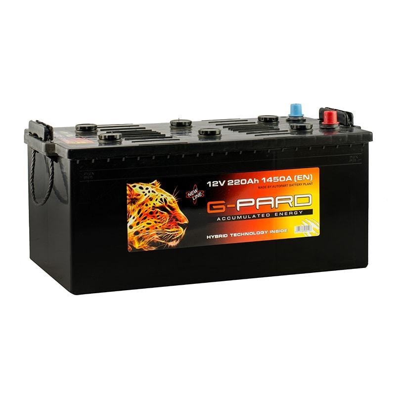 Аккумулятор G-Pard Standart 190 Ah (3) 1300A