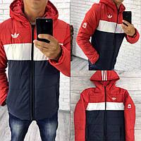 """Стильная мужская куртка """" Adidas """" Dress Code"""