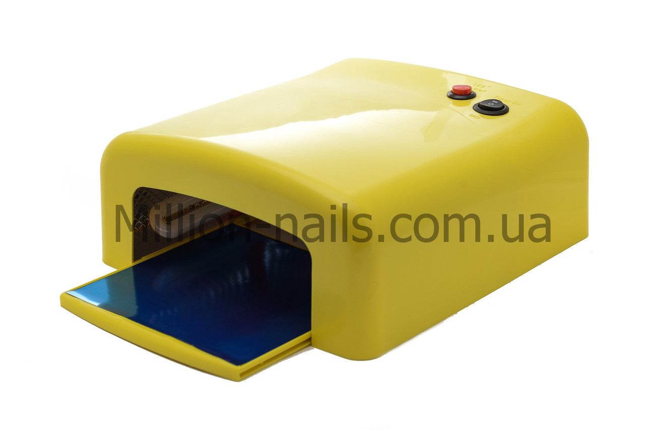UV Лампа для всех видов гелей JD-818, 36w