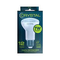 Лампа Led CRYSTAL R63 7W PA E27 4000K