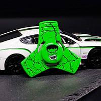 Спиннер вертушка Fidget Toy Hero Hulk