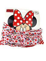 Хомут для девочки с Minnie Mouse