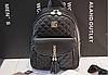 Городской рюкзак женский черный, фото 2