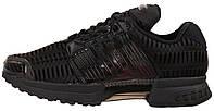 Мужские кроссовки Adidas ClimaCool 1 Black (Адидас Клима Кул) черные