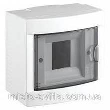 Бокс наружный 4 автомата Viko (Вико)