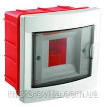 Бокс внутрішній (вбудовується) 4 автомата Viko (Віко)