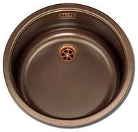 Кухонная мойка эмалированная Ilve  C-435/RM (copper)