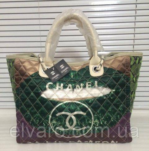Женская сумка копия Chanel тоут  продажа, цена в Харькове. от ... abed4010ac6