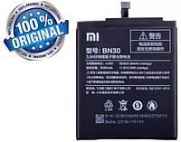 Аккумулятор батарея BN30 для Xiaomi Redmi 4A оригинал
