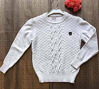 Детский свитер для мальчиков UDI KIDS р-р 5-6/11-12 лет