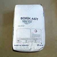 Борная кислота марка А 25 кг
