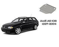 Защита двигателя AUDI A6 C5 V-1,8T; 1,8; 1,9D; 2.4; 2.8; 2.5D  1997-2004
