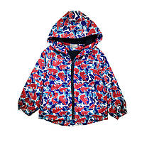 Куртка на флисе Next, утепленная ветровка