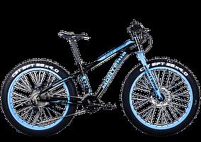 """Велосипед горный FATBIKE 2.0 MONTERIA 21-S. 26"""""""
