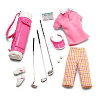 Набор одежды и аксессуаров 'Barbie Look - Pink on The Green', коллекционная Barbie Black Label, Mattel [X9191]