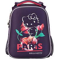 Рюкзак KITE школьный каркасный (ранец) 531 Hello Kitty HK17-531M
