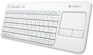 Клавиатура LOGITECH K400 PLUS  (920-007146)