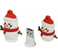 Подарочная USB-флешка Smartbuy 8GB NY series Snow Paul