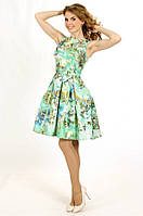 Enigma Store P 0650 Коктейльное платье из жаккарда