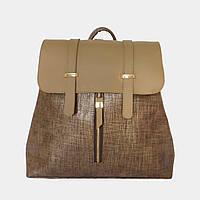 Рюкзак жіночий зі штучної шкіри (в кольорах) / Рюкзак женский из искусст. кожи (в цветах)