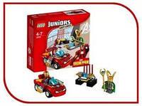 Конструктор LEGO серия Juniors Железный человек против Локи 10721